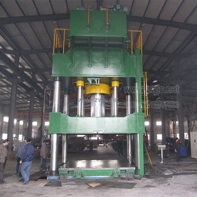 YZW28 Double movement deep drawing hydraulic press